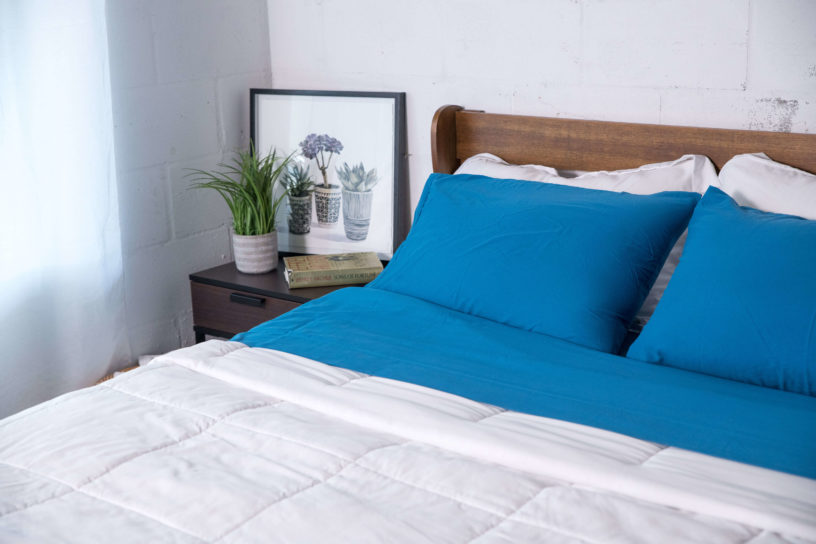 cosy house luxury bamboo pillowcases and bedding